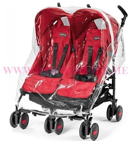 Дождевик Peg-Perego Aria Shopper Twin