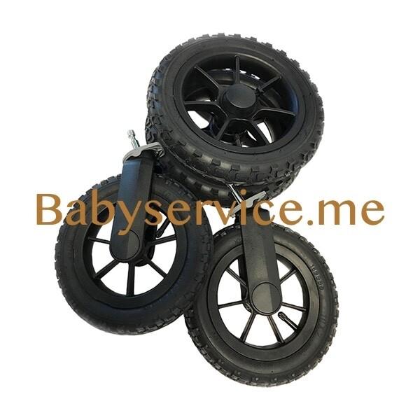 Комплект колес Emmaljunga Duo S offroad air