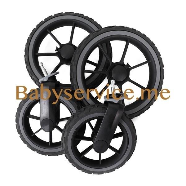 Комплект колес Emmaljunga NXT 60 offroad ecco