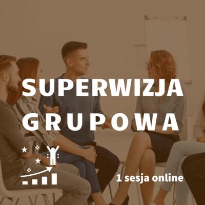 Superwizja grupowa dla coachów 1 sesja online, GTU 12