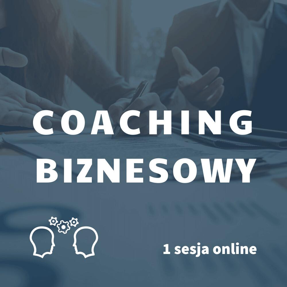 Biznes Coaching 1 sesja online, GTU 12