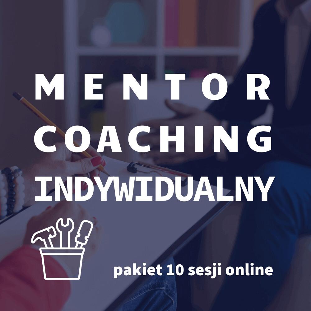 Mentor Coaching pakiet 10 sesji online akredytacja ICF, GTU 12
