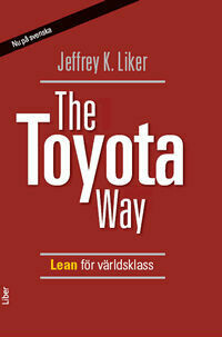 The Toyota Way (svensk utgivning)