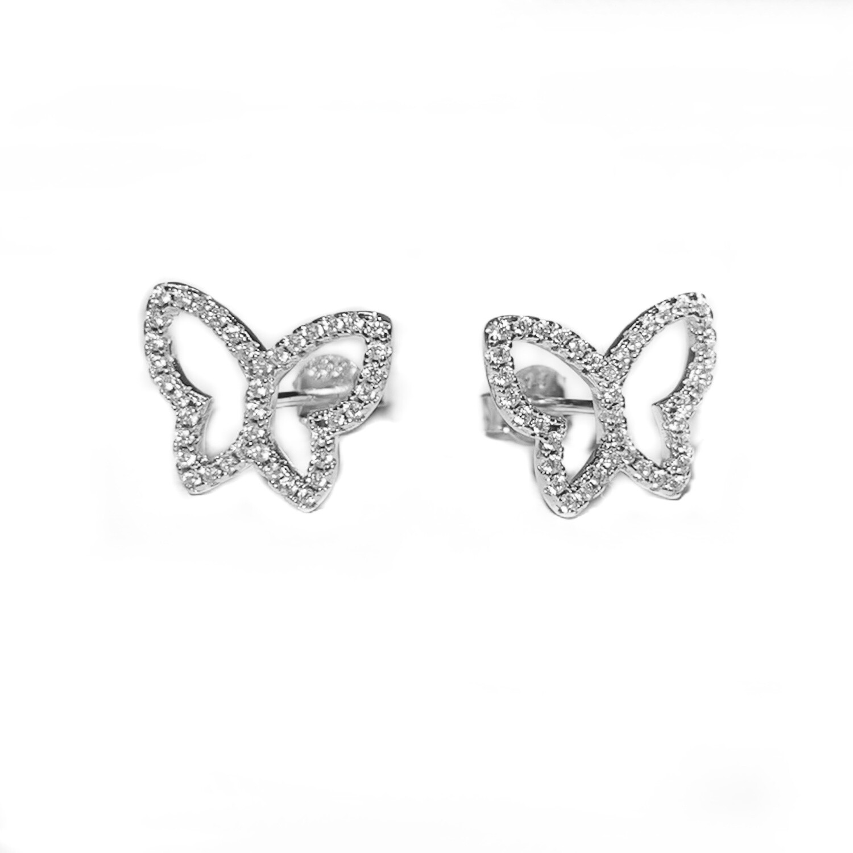Orecchini Melitea Farfalle