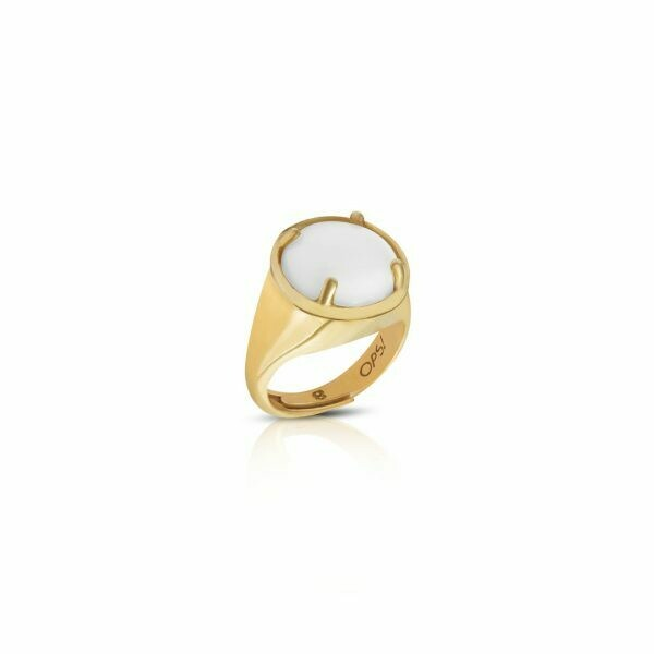 Anello Ops Icon Chloe Gold