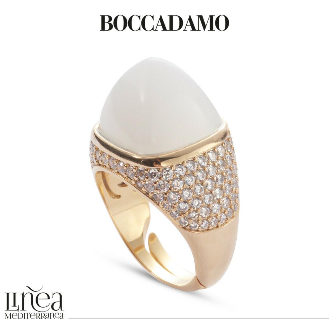 Anello Boccadamo Caleida