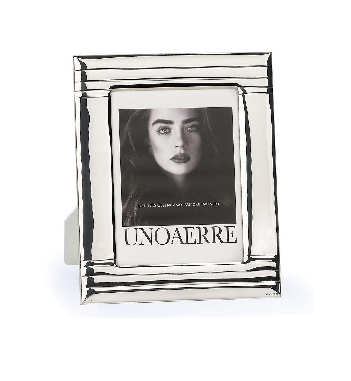 Cornice UNOAERRE portafoto in argento bianco