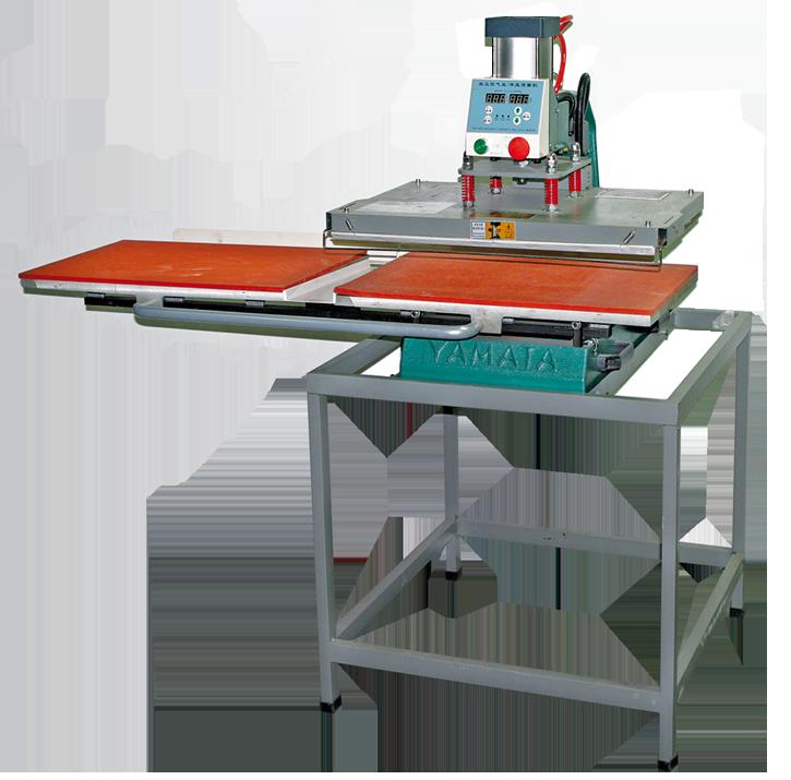 Prensa automática 2 mesas 40 X 60 cm