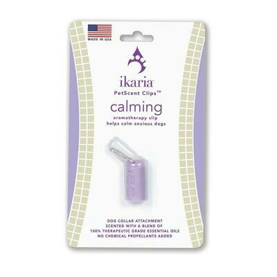 ikaria PetScent Aromatherapy Collar Clips - Calming