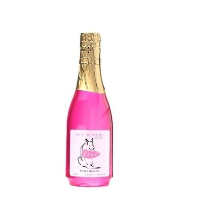 Dog Pawrignon Pink Champagne