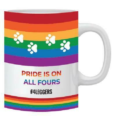 Pride Is On All Fours Coffee Mug