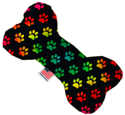 Pride Rainbow Paws Stuffing Free Toy