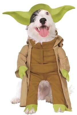 Star Wars Yoda Halloween Pet Costume