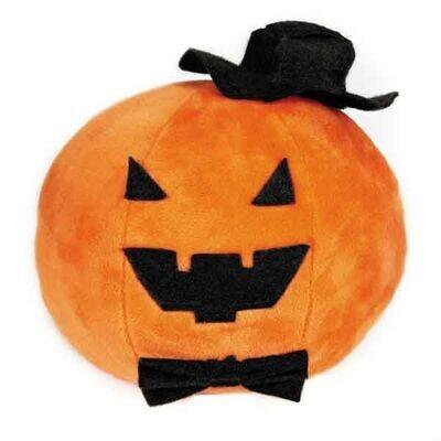 Griggles Halloween Pumpkin Dog Toy