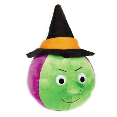 Griggles Halloween Witch Dog Toy