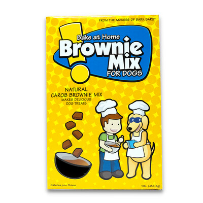Bake At Home Brownie Mix For Dogs