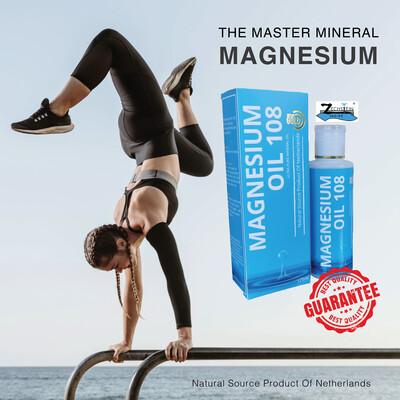 Magnesium Oil 108