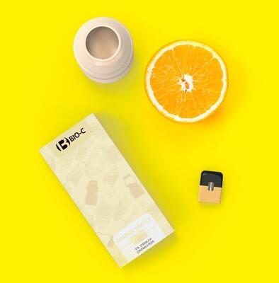Edition one pods Orange Yakult
