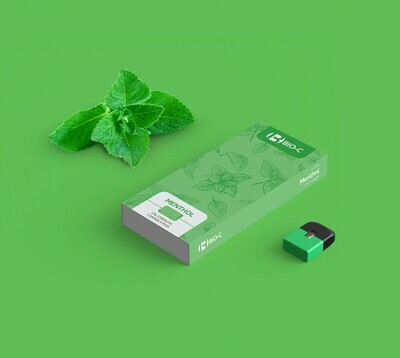 Edition one pods Menthol