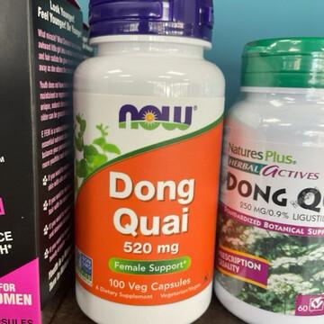 Dong Quai 250mg (60 Vcaps)