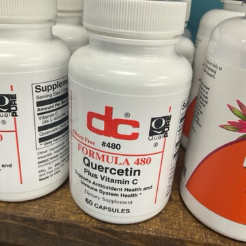 Quercetin plus Vitamin C