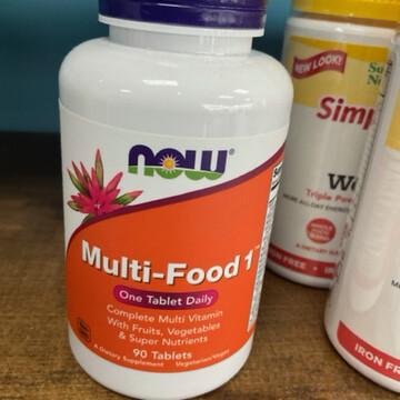 Multi-Food 1 90ct