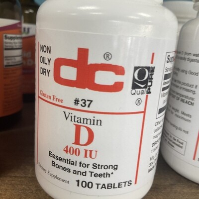 DC Vitamin D 400IU