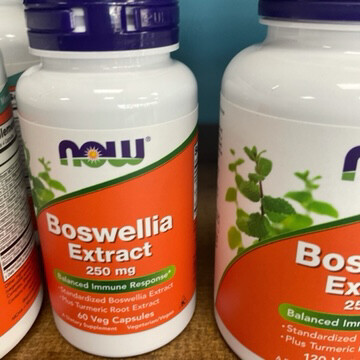 Boswella Extract 250mg 60 Vcap