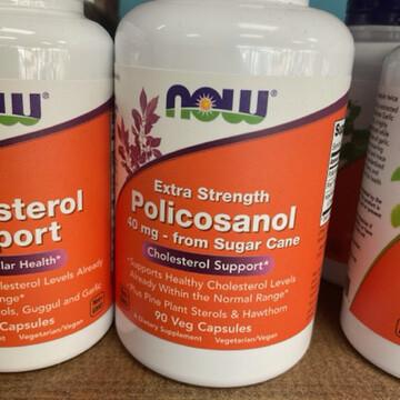 Policosanol Ex. Strength 40mg 90ct