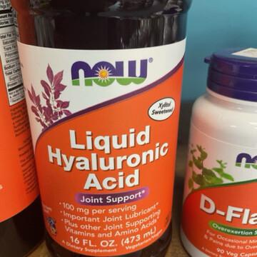 Liquid Hyaluronic Acid 16oz