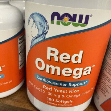 Red Omega 180ct