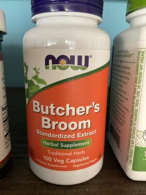 Butcher's Broom 100ct