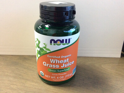 Wheat Grass Juice Powder 4oz