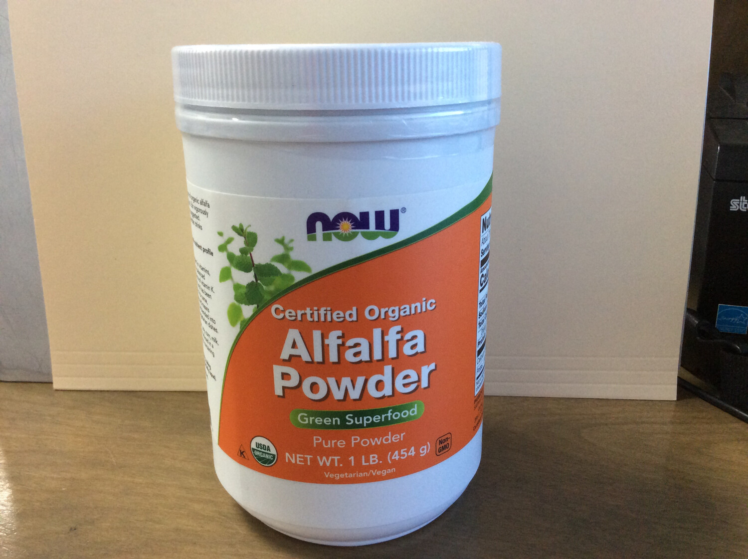 Alfalfa Powder Greens 1lb