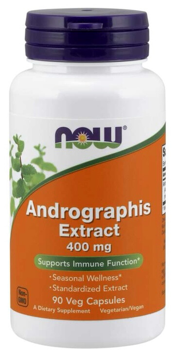 Andrographis 400mg (90vcaps)
