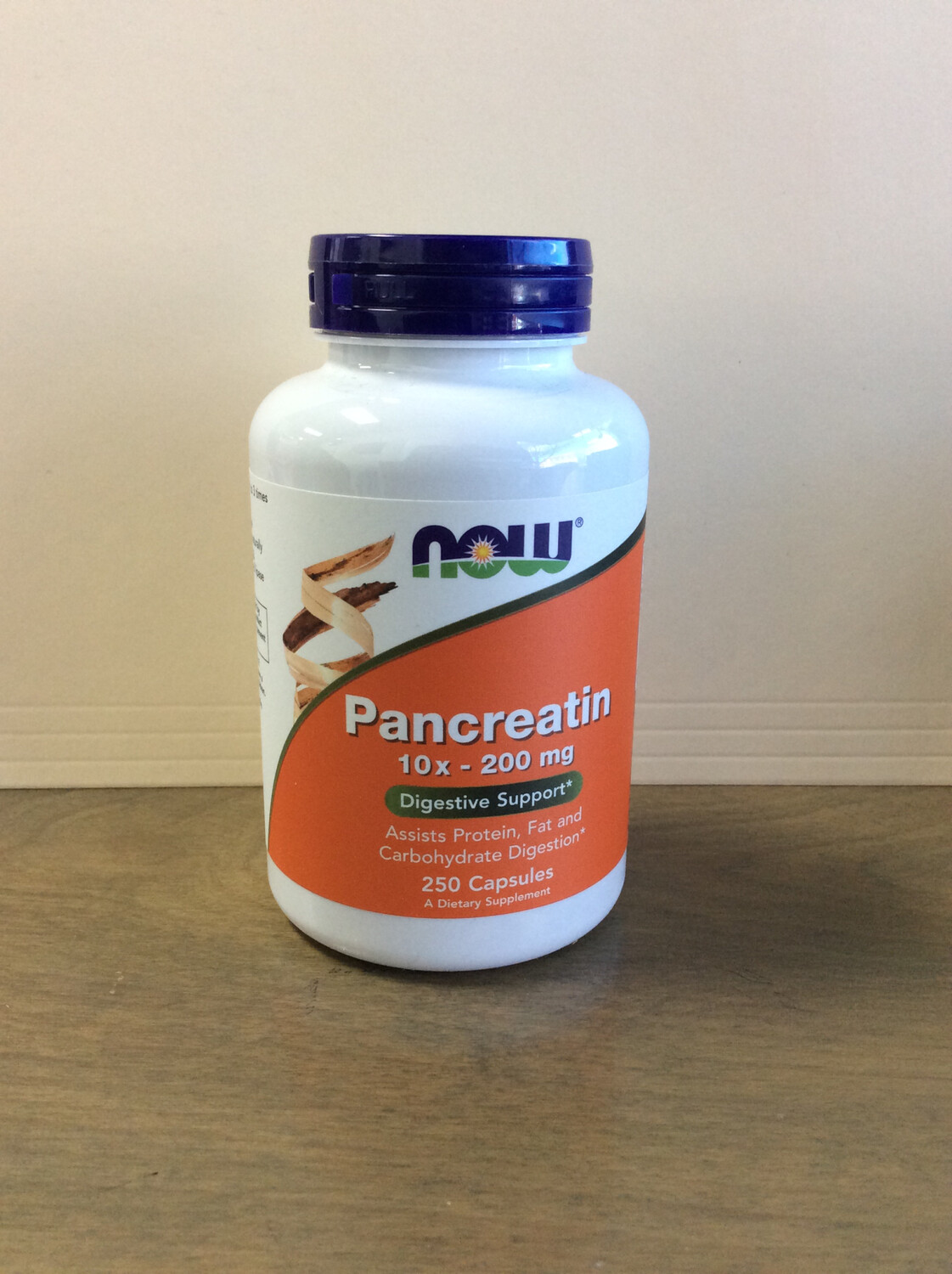 Pancreatin 10x 200mg 250ct