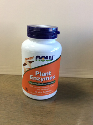 Plant Enzymes 120ct