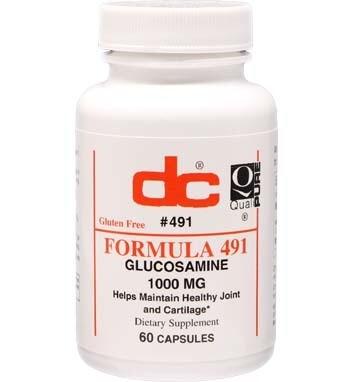 DC Glucosamine 1000mg