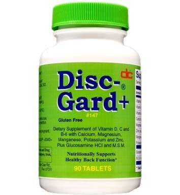 Disc-Gard+
