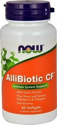 AlliBiotic CF 60ct