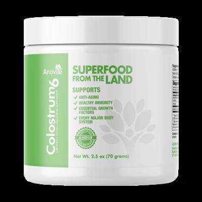 Colostrum6 powder 2.5