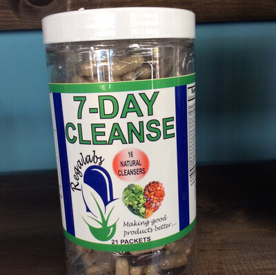 7- Day Cleanse 21pckts