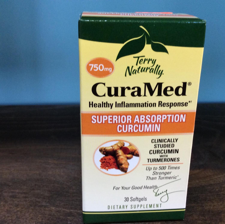 CuraMed 750 mg 30 SG