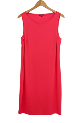 Judy P Sleeveless Sabrina Dress