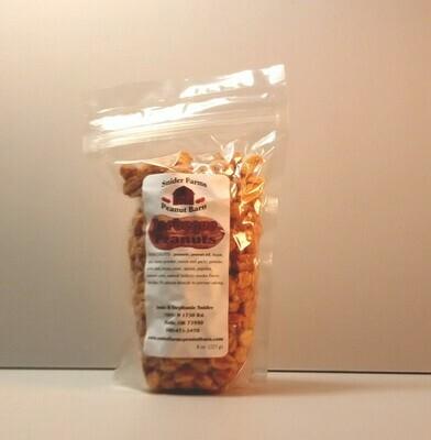 Snider Farms - Barbecue Peanuts