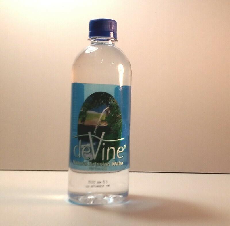 Devine Water - 16.9 fl. oz. bottle