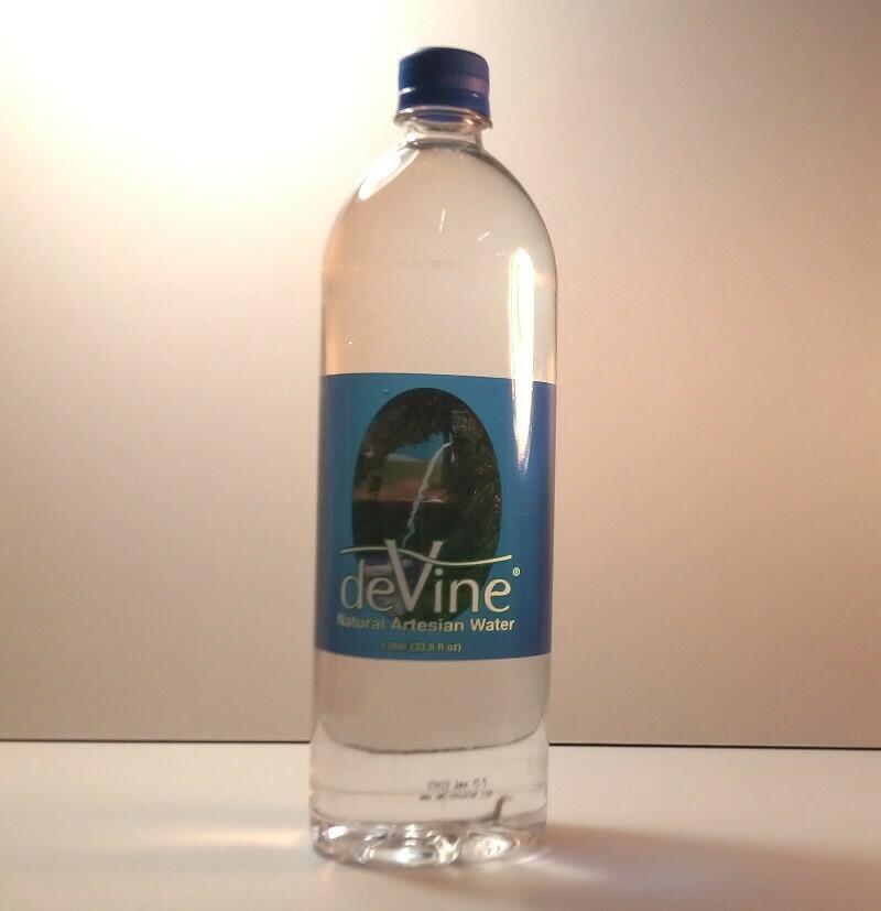 Devine Water - 1 Liter bottle