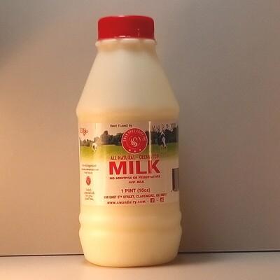 Swan Bros. - Milk - Pint