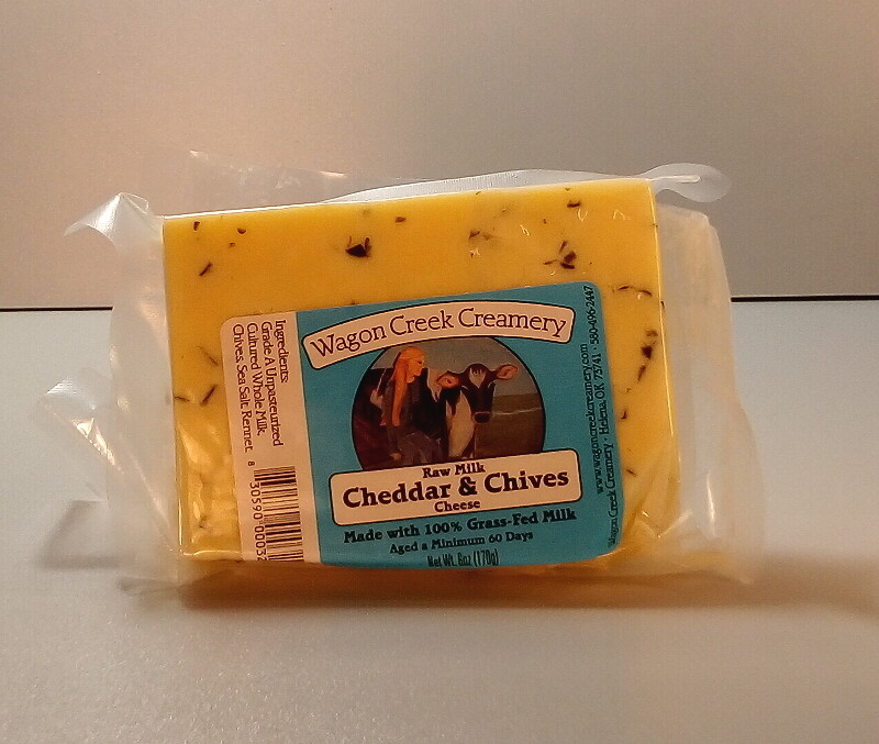 Wagon Creek - Cheddar and Chives