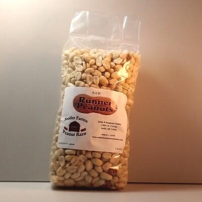 Snider Farms - Raw Runner Peanuts - 2lbs